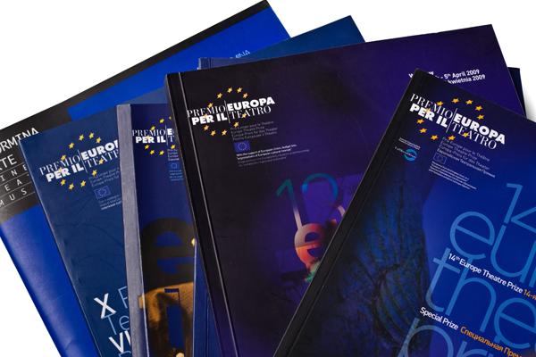 Tutte le edizioni del premio Europa