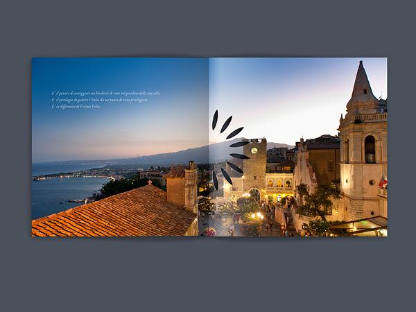 Folder Essence Villas